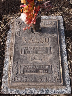 Wanda Lee <i>Overmiller</i> Kalsu