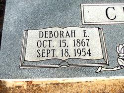 Deborah Emmaline <i>Sanders</i> Crow