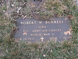 Robert Wayne Burrell