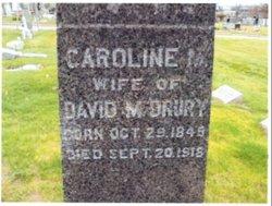 Caroline <i>Montgomery</i> Drury