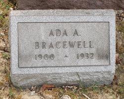Ada A Bracewell