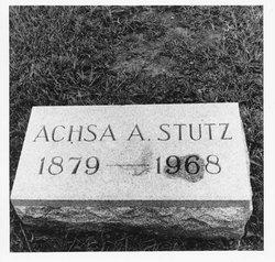 Achsa Ann <i>Abernathy</i> Stutz