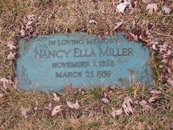 Nancy Ella Ella Miller