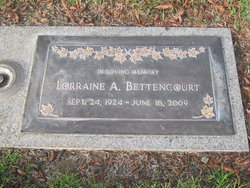 Lorraine A Bettencourt