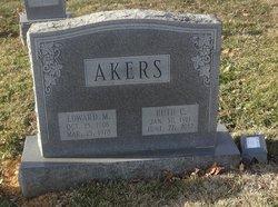 Ruth Cronise <i>Baker</i> Aker