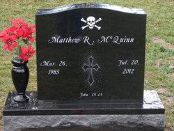 Matthew Robert Matt McQuinn