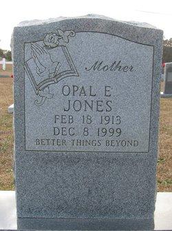 Opal E Jones