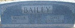 Dollie Alberta <i>Starritt</i> Bailey