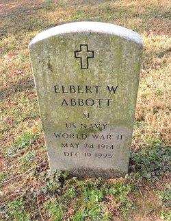 Elbert W. Abbott
