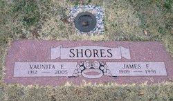 James F Shores