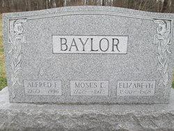 Alfred F Baylor