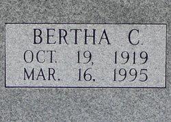 Bertha C Edmondson