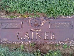 Catherine R <i>Murray</i> Gainer