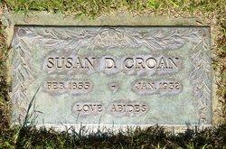 Susan <i>Dillon</i> Croan