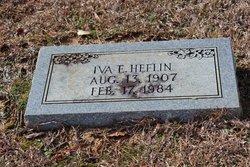 Iva Elizabeth <i>Lewter</i> Heflin