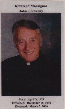 Fr John J Sweeny