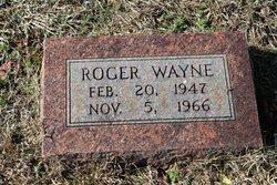 Roger Wayne Allen