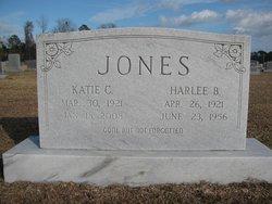 Katie <i>Crumpler</i> Jones