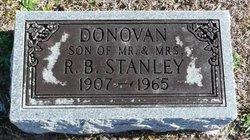 Donovan Stanley