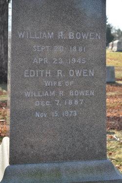 Edith <i>Owen</i> Bowen