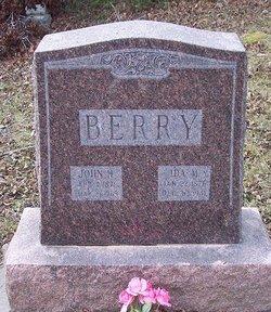 Ida Mae <i>Kirkpatrick</i> Berry