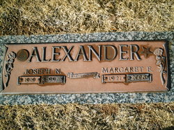 Margaret Elisa Alexander