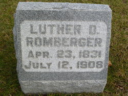 Luther D Romberger