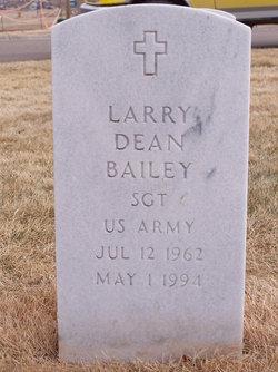 Larry Dean Bailey