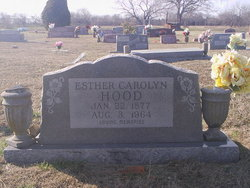 Esther Carolyn <i>Cooper</i> Hood