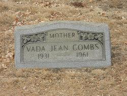 Vada Jean Combs