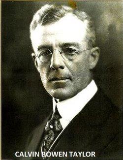 Calvin B. Taylor