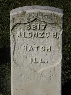 Alonzo Hazelton Hatch