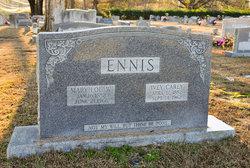 Mary Lou <i>Wells</i> Ennis