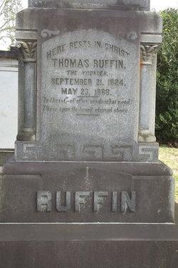 LTC Thomas Ruffin