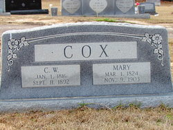 Christopher Whitmire Cox