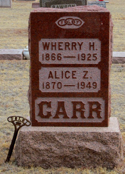 Wherry H. Carr