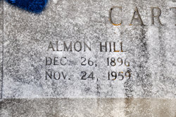 Almon Hill Carter