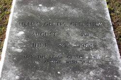 Lillian Gentry Crenshaw