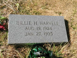 Billie H Harvell