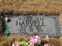 Martha Jean Harvell