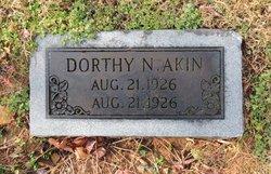 Dorothy N. Akin
