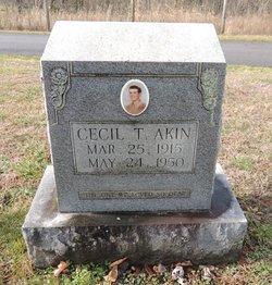 Cecil Thomas Akin