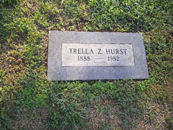 Trella Z <i>McKinley</i> Hurst