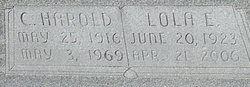 Lola E. <i>Hicks</i> Baumgartner