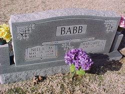 Margaret Ann Babb