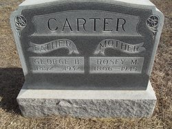 George B. Carter