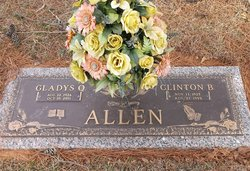 Gladys Odessa <i>Qualls</i> Allen