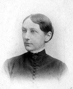Elizabeth Emily <i>Clark</i> VanAlstine
