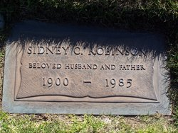 Sidney Clayborn Robinson