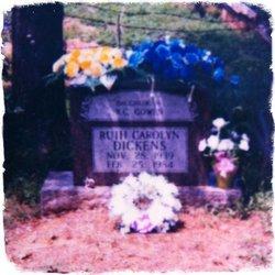 Ruth Carolyn <i>Gowen</i> Dickens